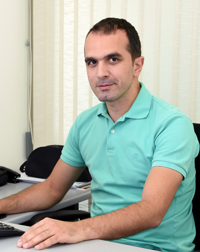 Faculty Ali Ammouri