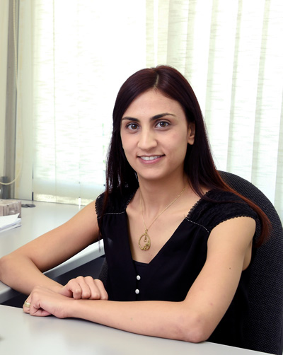 Faculty Amina El Cheikh