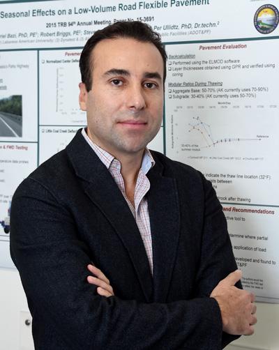 Faculty Gabriel M. Bazi