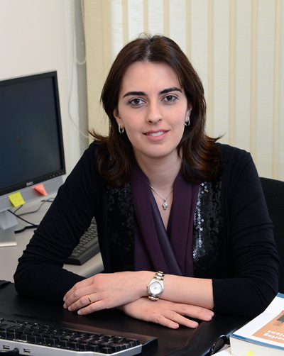 Faculty Grace Abou-Jaoude Estephan