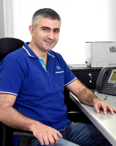 Faculty Jimmy Issa
