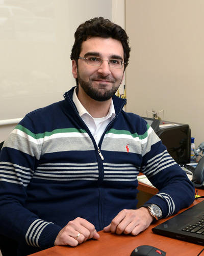 Faculty Joe M. Tekli