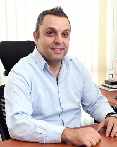 Faculty John El-Khoury