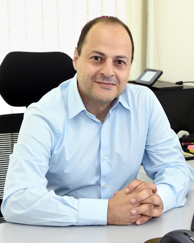 Faculty Marc Haddad
