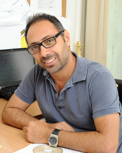 Faculty Michel Khoury