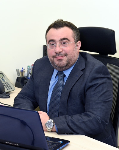 Faculty Nabil Nehme