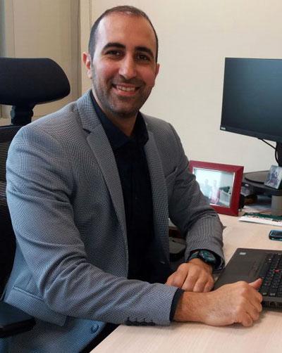 Faculty Nadim Zgheib