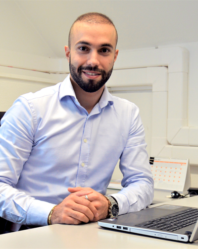 Faculty Nicolas Farah