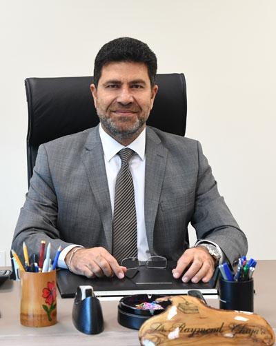 Faculty Raymond Ghajar