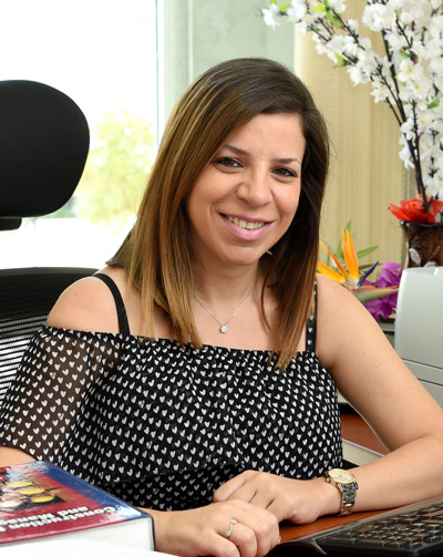 Faculty Rita Awwad