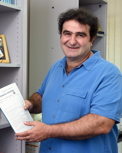 Faculty Samer Saab