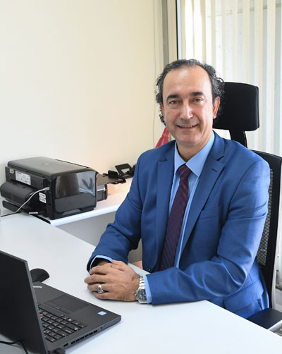 Faculty Volkan Cakir