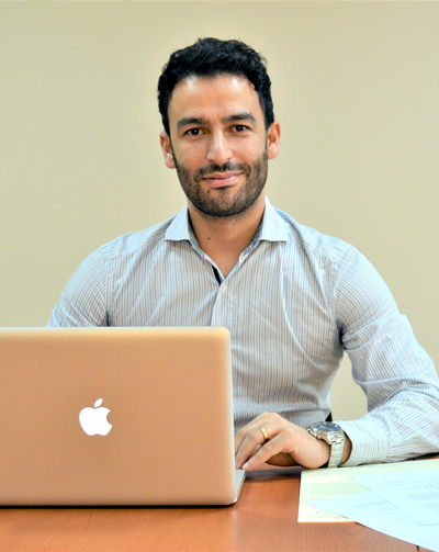 Faculty Wael Hamd