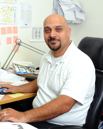 Faculty Zahi Nakad