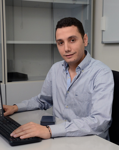 Faculty Charbel Kadi