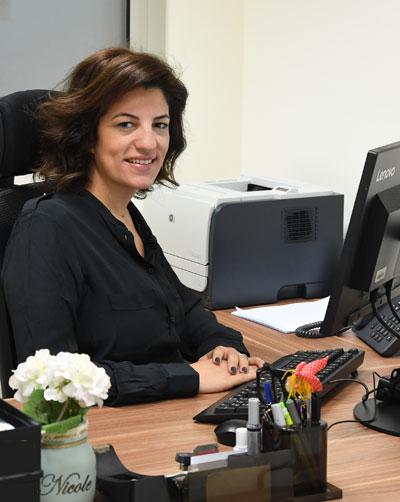 Faculty Nicole Bou Farhat