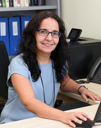 Faculty Nicole Wehbe