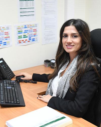 Faculty Stephany El Bitar